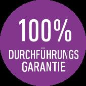 Busreisen mit 100% Durchführungsgarantie