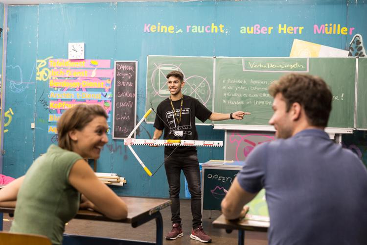 Bavaria Filmstadt Fack Ju Goehte 2small