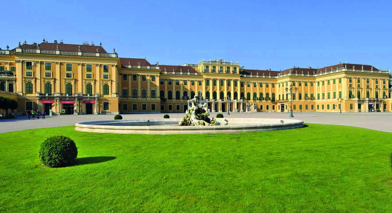 Wien_Schloß Schönbrunn
