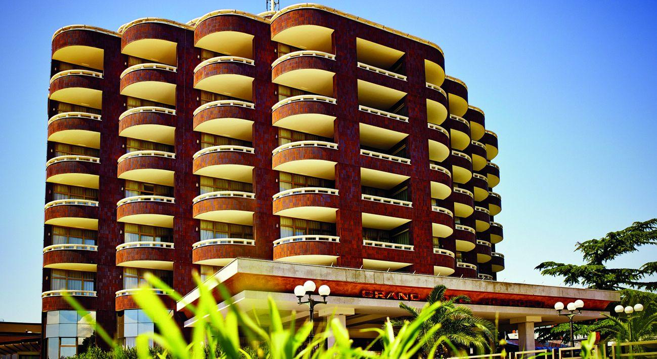 Grand Hotel Metropol in Portoroz