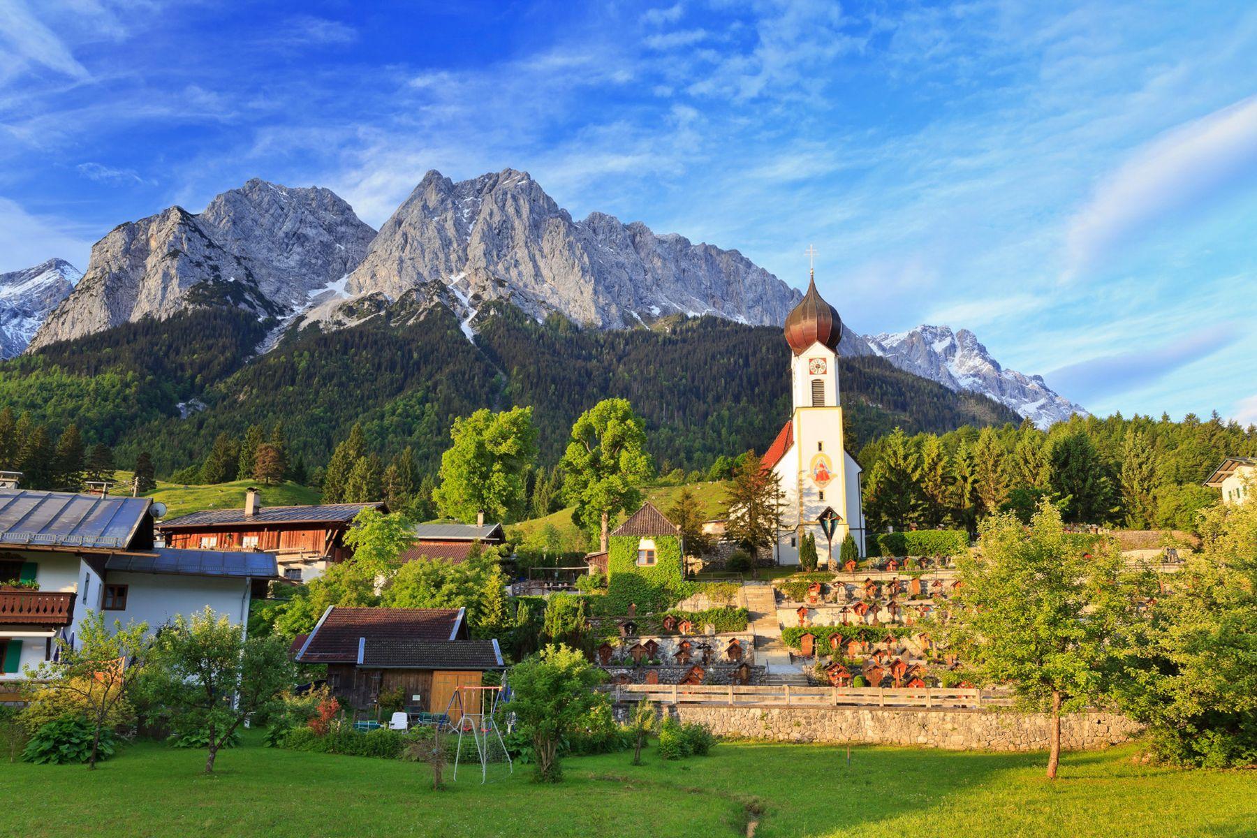 Garmisch Partenkirchen 01