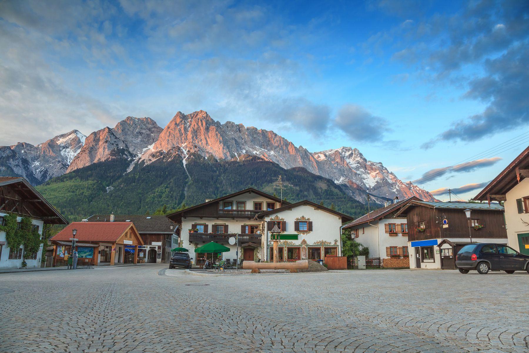 Garmisch Partenkirchen iStock527693115 web