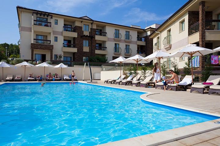 Hotel Blue Waves Resort Kroatien Krk