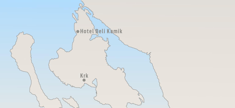 Karte Herbstliche Stunden mit den Fischern von Krk 01
