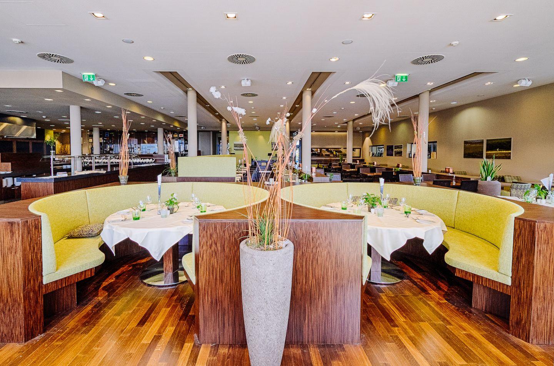 Restaurant St Martins Therme Lodge Rudy Dellinger