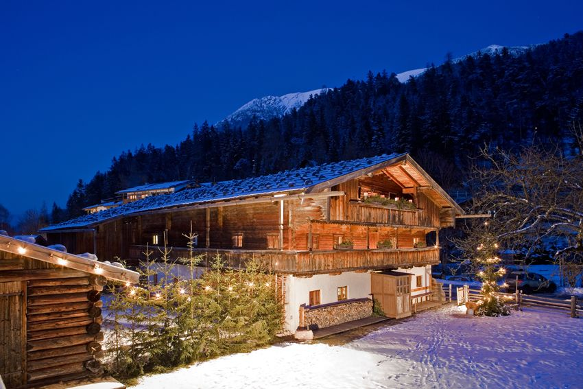 Sixenhof Tiroler Bergweihnacht alpline