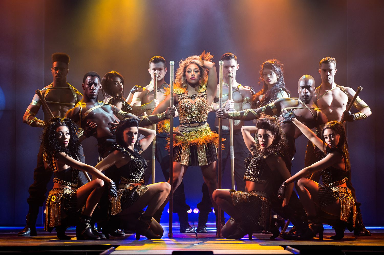 The Bodyguard UK Tour Alexandra Burke Paul Coltas WEB 02