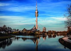 Munchen Olympiaturm iStock529964907small