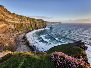 Cliffs of Moher iStock636952424