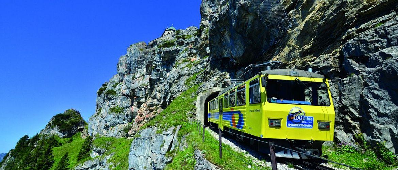 Wendelstein zahnradbahn 6