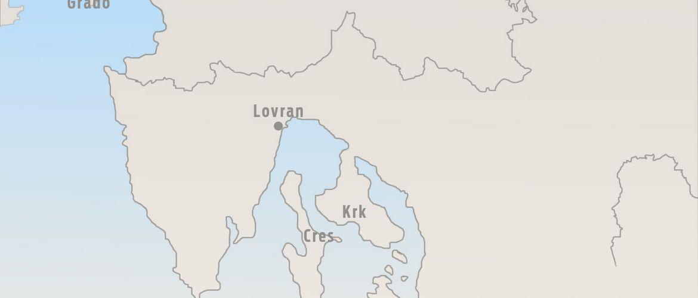 Karte Fronleichnam an der kroatischen Riviera 01